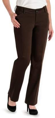 Lee Women's Maxwell Modern Fit Curvy Dress Pants