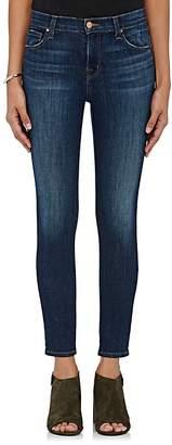 J Brand Women's 835 Mid-Rise Capri Jeans $198 thestylecure.com