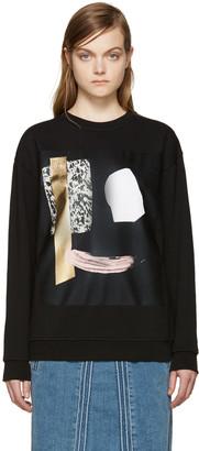 McQ Alexander Mcqueen Black Face Pullover $280 thestylecure.com