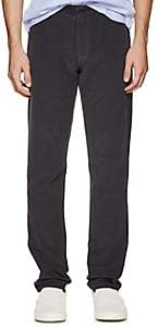 Tomas Maier MEN'S COTTON CORDUROY TROUSERS - GRAY SIZE 32