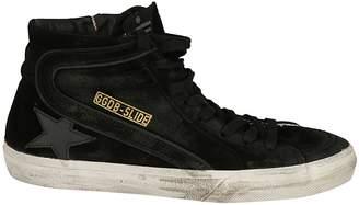 Golden Goose Slide Hi-top Sneakers