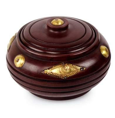 Love Hand Made Decorative Wood Box