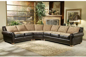 Omnia Leather Vallarta Dreams Leather Sectional