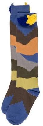Tia Cibani Kids' Andes Knee Socks