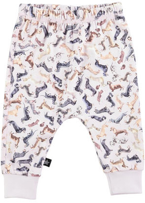 Molo Simone Stretch Jersey Dachshund Leggings, Multicolor, Size 12-24 Months $39.95 thestylecure.com