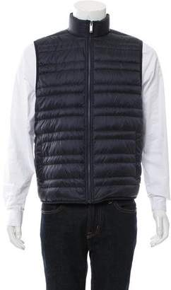 Michael Kors Quilted Puffer Vest