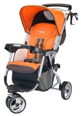 Peg Perego Vela Lightweight Stroller - Tropical