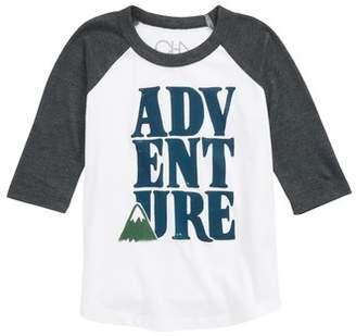Chaser Adventure Raglan T-Shirt
