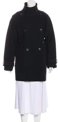 Andrew Marc Tori Wool Coat w/ Tags