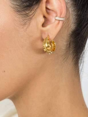 Eva Fehren Single tripple zipper earcuff