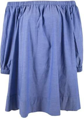 Cynthia Rowley Blue Cotton Dresses