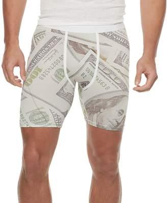 Men's Wear Your Life Money Novelty Boxers