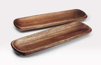 Noritake Kona Wood Rectangular Platter