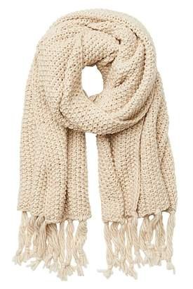 Witchery Textured Knit Scarf