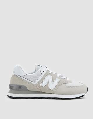 New Balance 574 Sneakerin Chalk
