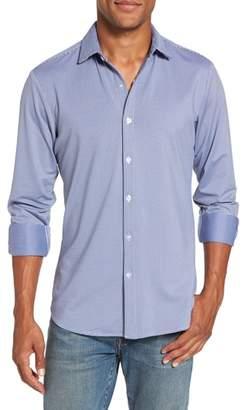 Mizzen+Main Beckett Gingham Sport Shirt