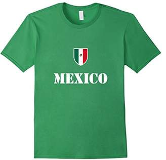 Mexico Soccer T-Shirt Mexican Football Tee Shirt