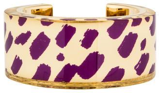 Balenciaga Balenciaga Spotted Cuff Bracelet