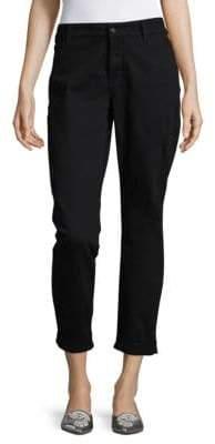NYDJ Cropped Folded Hem Pants