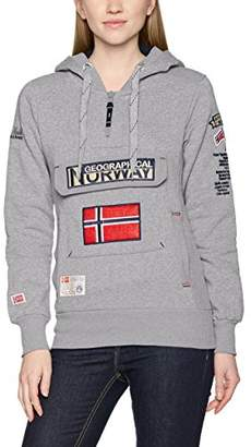 Geographical Norway Women's Gymclass Lady Assort B Sports Hoodie