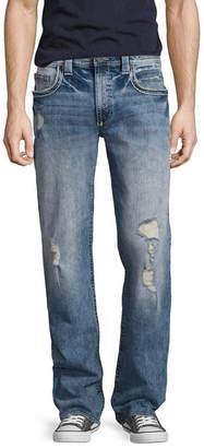 Decree Straight Fit Jean