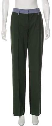 Valentino High-Rise Wide-Leg Pants w/ Tags