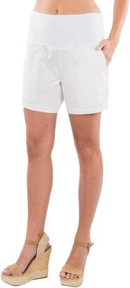 Everly Grey Kathleen Maternity Shorts