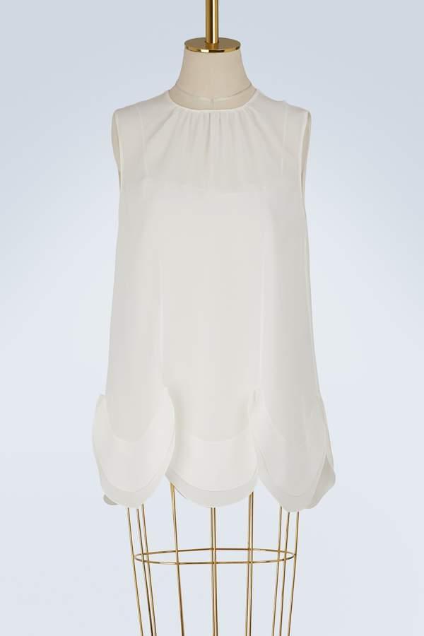 Prada Sleeveless blouse