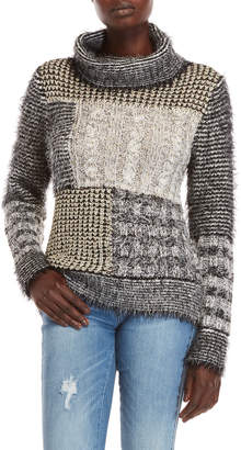 Desigual Charlie Textured Turtleneck