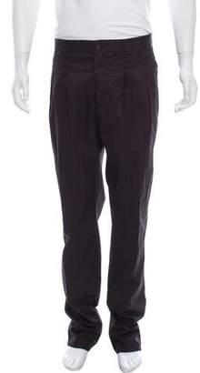 Dolce & Gabbana Woven Casual Pants