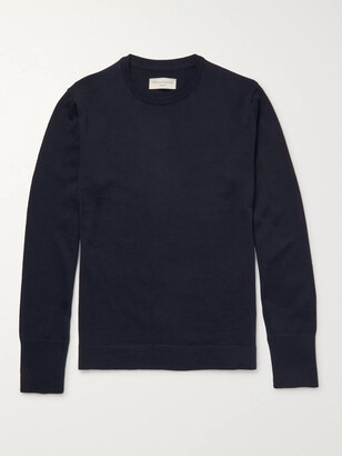 Officine Generale Merino Wool Sweater