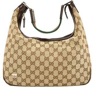 Gucci GG Monogram Web Hobo (3945011)