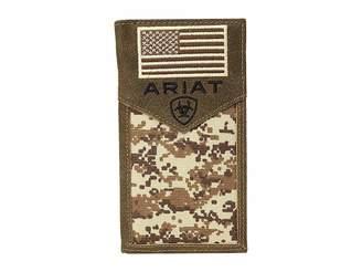 Ariat Sport Patriot Rodeo Wallet
