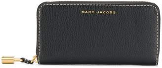 Marc Jacobs long zipped logo wallet