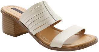 Kensie Slip-on Heel Sandals - Halanie