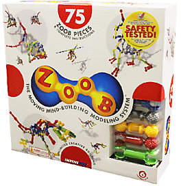 Alex Brands ZOOB 75-Piece Modeling System