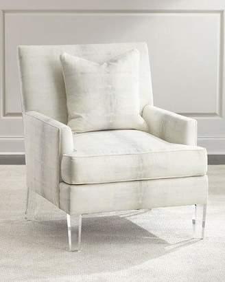 John-Richard Collection Carol Benson-Cobb by Track Arm Chair