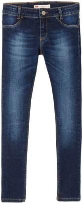 Levi's Girls 710 Superskinny Dark Wash Jeans