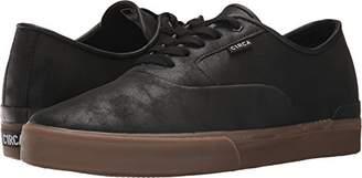 C1rca Men's Kingsley Low Durable Cushioned Insole Skate Skateboarding Shoe