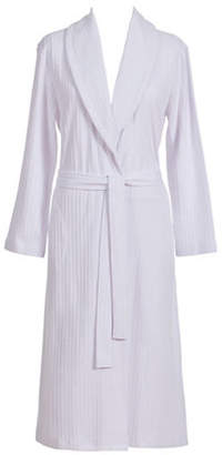 Jasmine Rose Textured Wrap Robe