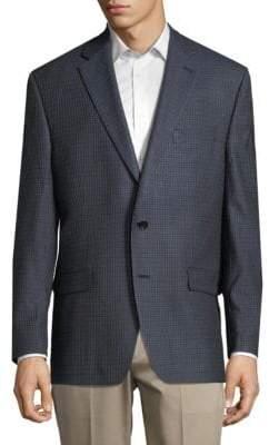 Ralph Lauren Checkered-Print Sportcoat
