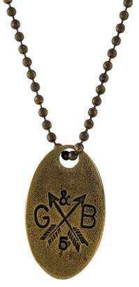 Giles & Brother ID Tag Necklace