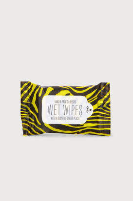 H&M Wet Wipes - Yellow