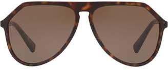Dolce & Gabbana Eyewear oversized aviators