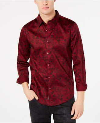 GUESS Men Luxe Floral Nouveau Shirt