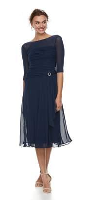 Petite Chaya Embellished V-Back Dress