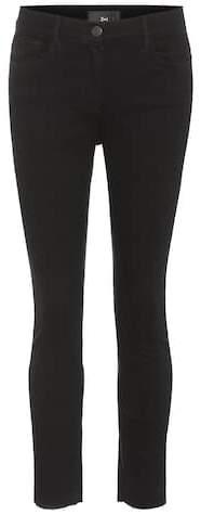 Jeans W2 Mid-Rise Crop Skinny