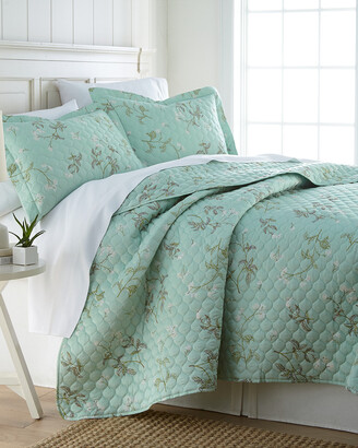 South Shore Linens French Country Cotton Quilt Set