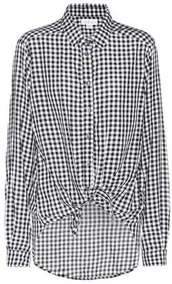 Ruthann plaid shirt