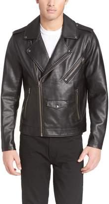 Levi's Levis Men's Faux-Leather Moto Jacket